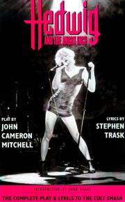 Cover of: Hedwig and the Angry Inch | John Cameron Mitchell