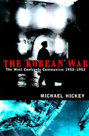 Cover of: The Korean War | Michael Hickey