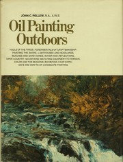 Oil painting outdoors