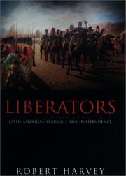 Cover of: Liberators