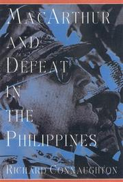 Cover of: MacArthur and defeat in the Philippines