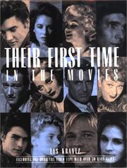 Cover of: Their First Time in the Movies