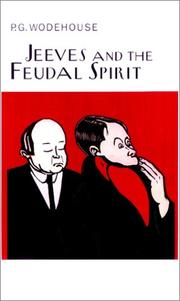 Cover of: Jeeves and the Feudal Spirit