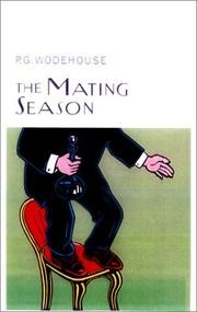 Cover of: The mating season