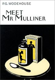Cover of: Meet Mr. Mulliner