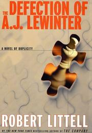 Cover of: The defection of A. J. Lewinter