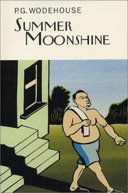 Cover of: Summer moonshine | P. G. Wodehouse