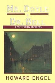 Cover of: Mr. Doyle & Dr. Bell