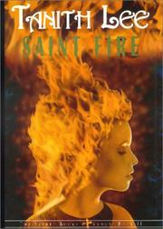 Cover of: Saint Fire (Secret Books of Venus Series) | Tanith Lee