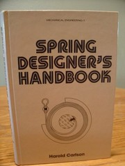 Cover of: Spring designer