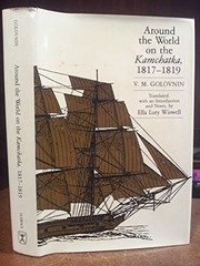 Cover of: Around the world on the Kamchatka, 1817-1819