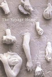 Cover of: The voyage home / Jane Rogers