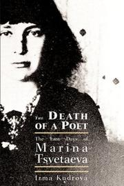 Cover of: The death of a poet