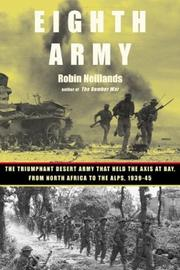 Cover of: Eighth Army