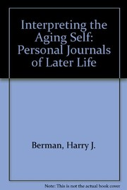 Cover of: Interpreting the aging self