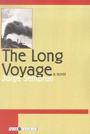 Cover of: Grand voyage