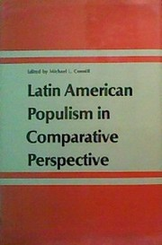 Cover of: Latin American populism in comparative perspective |