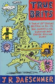 Cover of: True Brits | J. R. Daeschner