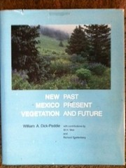Cover of: New Mexico vegetation | William A. Dick-Peddie