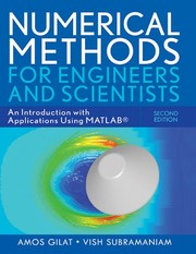 Cover of: Numerical methods for engineers and scientists | Amos Gilat