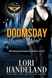 Cover of: Doomsday Can Wait (The Phoenix Chronicles Book 2)