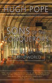 Cover of: Sons of the Conquerors | Hugh Pope