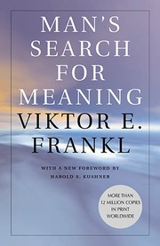 Cover of: Man's Search for Meaning |