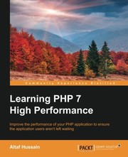 Cover of: Learning PHP 7 High Performance