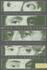 Cover of: The Fellowship | John R. Gribbin