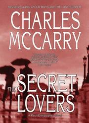 The Secret Lovers by Charles McCarry