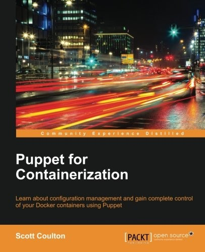 Puppet for Containerization