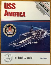 Cover of: USS America | Bert Kinzey