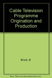 Cover of: CATV program origination & production | Don Schiller
