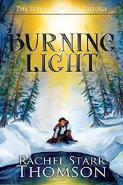 Cover of: Burning Light (Seventh World Trilogy)