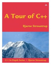 Cover of: A Tour of C++