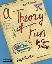 Cover of: Theory of Fun for Game Design | Raph Koster