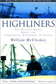 Cover of: Highliners | William B. McCloskey