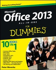 Cover of: Office 2013 All-In-One For Dummies
