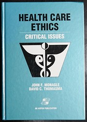 Cover of: Health care ethics