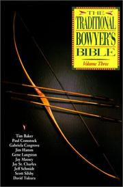 Cover of: The Traditional Bowyer