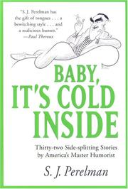 Cover of: Baby, it's cold inside