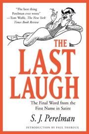 Cover of: The last laugh