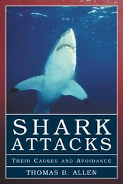 Cover of: Shark Attacks