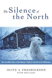 Cover of: The silence of the North