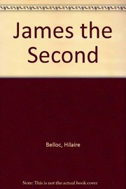 Cover of: James the Second