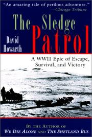 Cover of: The Sledge Patrol