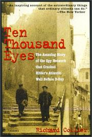 Cover of: Ten Thousand Eyes | Richard Collier