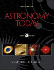 Cover of: Astronomy Today (4th Edition) | Eric Chaisson