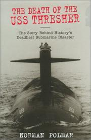Cover of: The Death of the U.S.S. Thresher