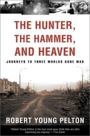 Cover of: The Hunter, The Hammer, and Heaven | Robert Young Pelton